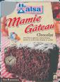 Alsa : Mamie Gâteau chocolat : préparation pour gâteau : 8 personnes