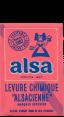 Alsa : levure chimique : pour pâtisserie : 5 sachets