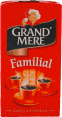 Grand'Mere : Familial : ground coffee : 250g