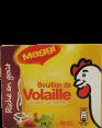 Maggi : bouillon de volaille : riche en goût : 12 tablettes