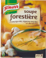 Knorr : soupe forestiere : soup mix : 3 servings