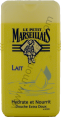 Le Petit marseillais : au lait : Milk shower gel : 250ml