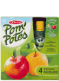 Materne : Pom'Pote : No sugar added : pack of 4