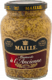 Maille : moutarde a l'ancienne : Traditional mustard : 380g