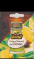 Vahiné : arôme citron : Arôme alimentaire : 20ml