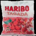 Haribo : bonbons : Fraises Tagada : 300g