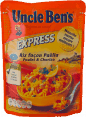 Uncle Ben's : Express riz facon paella  : Paella rice : 250g