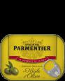 Parmentier : sardines à l'huile d'olive : sardines sélection : 135g