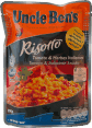 Uncle Ben's : risotto : Tomatoes & herbs : 250g
