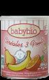 Babybio : céréales 3 fruits : Dès 6 mois : 220g