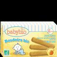 Babybio :  boudoirs bio : 8 months : 24 biscuits