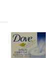 Dove : pain de savon : Naturel : 100g