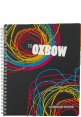Oxbow : cahier de textes : Traditionnel : 96 pages