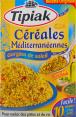 Tipiak : céréales méditerranéennes : Gorgées de soleil : 400g