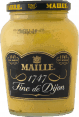 Maille : 1747 fine de Dijon : moutarde fine : 380g