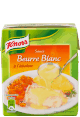 Knorr : sauce beurre blanc : shallot-flavoured : 30cl