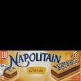 LU : Napolitain Classic : Gâteau tendre : 210g