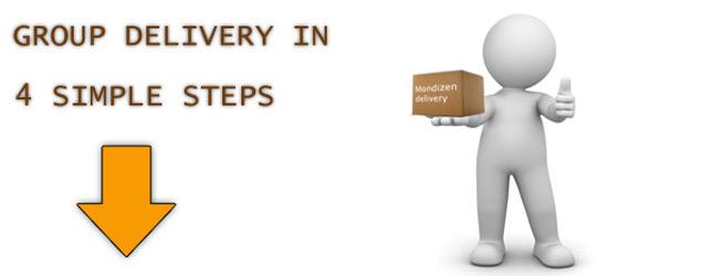Sammelbestellungen in 4 einfachen Schritten